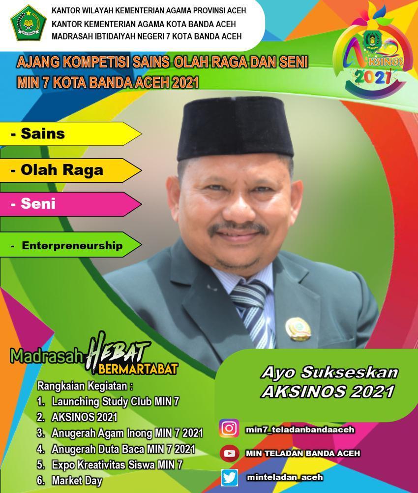 Admin Madrasah Madrasah Ibtidaiyah Negeri 7 Banda Aceh